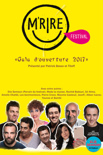 Poster of M'rire festival