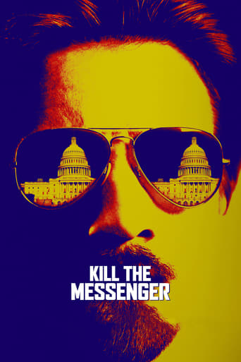 Official movie poster for Kill the Messenger (2014)