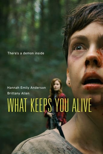Poster of What Keeps You Alive