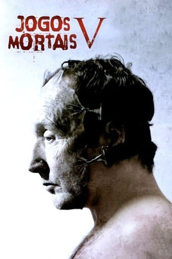 Jogos Mortais 5 - Poster
