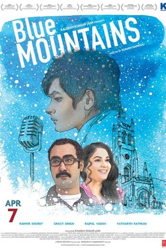Poster of Blue Mountains