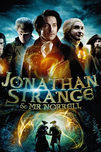 Poster of Jonathan Strange & Mr Norrell