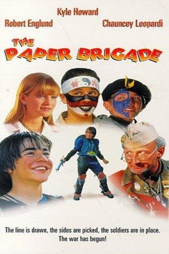 Poster of The Paper Brigade