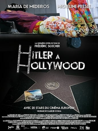 Poster of Hitler in Hollywood
