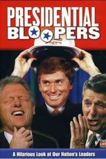 Poster of Presidential Bloopers