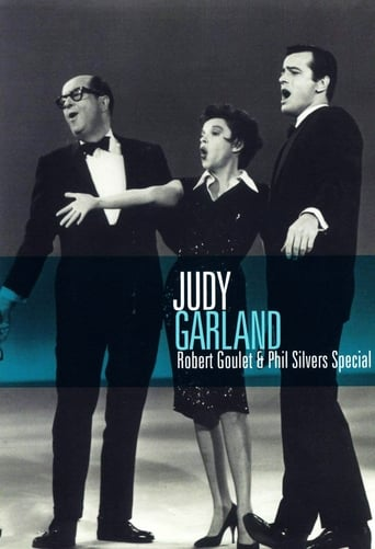 Poster of Judy Garland, Robert Goulet & Phil Silvers Special