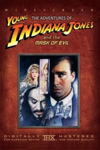 Poster of The Adventures of Young Indiana Jones: Masks of Evil