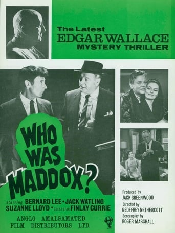 Poster of Who Was Maddox