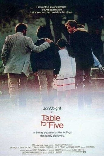 Poster of Table For Five