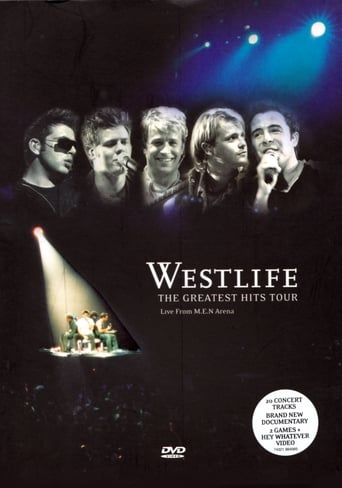 Poster of Westlife: The Greatest Hits Tour