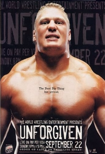 Poster of WWE Unforgiven 2002