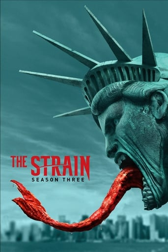 Padermė / The Strain (2016) 3 Sezonas