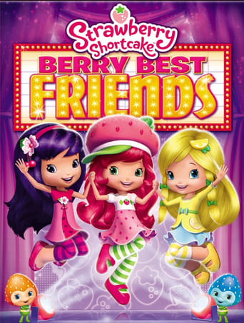 Poster of Strawberry Shortcake: Berry Best Friends