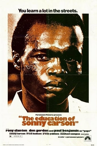 Poster of The Education of Sonny Carson