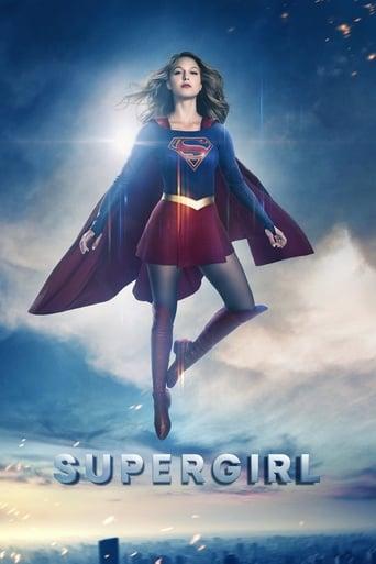 Filmplakat von Supergirl