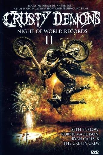 Crusty Demons: Night Of World Records II