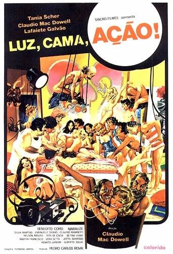Poster of Luz, Cama, Ação!