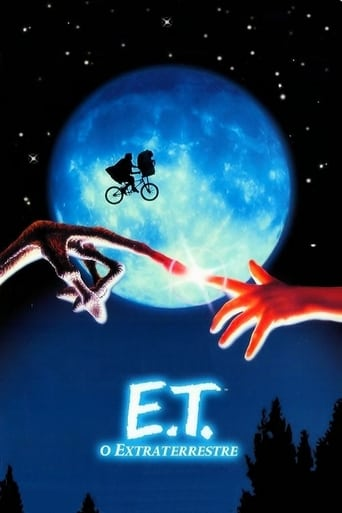 E.T.: O Extraterrestre - Poster