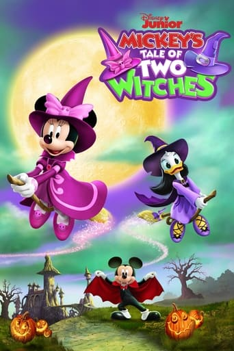 Poster Mickey's Tale of Two Witches