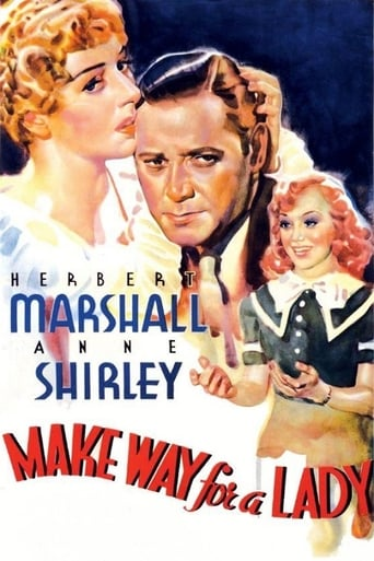 Poster of Make Way for a Lady