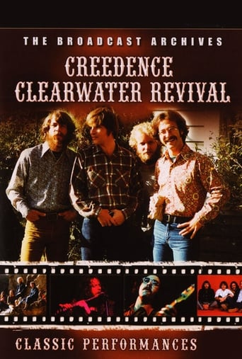 Creedence Clearwater Revival - The Broadcast Archives