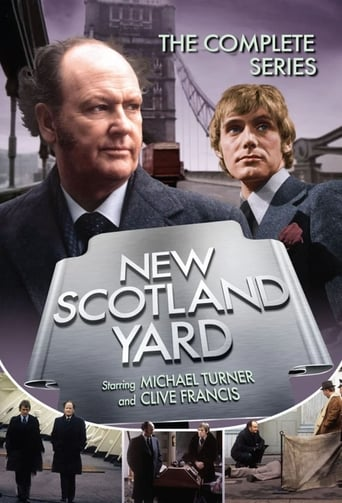 Poster of New Scotland Yard