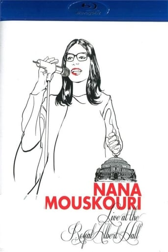 Poster of Nana Mouskouri - Live at the Royal Albert Hall