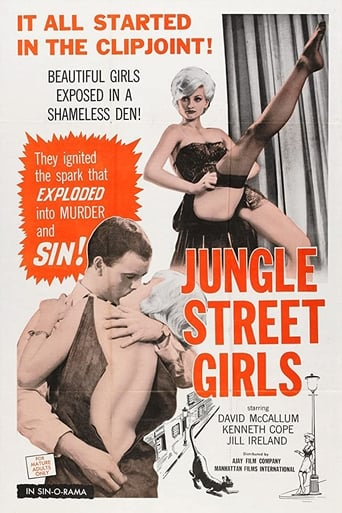 Poster of Jungle Street