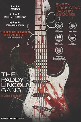 Poster of The Paddy Lincoln Gang