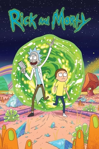 Poster of Rick and Morty