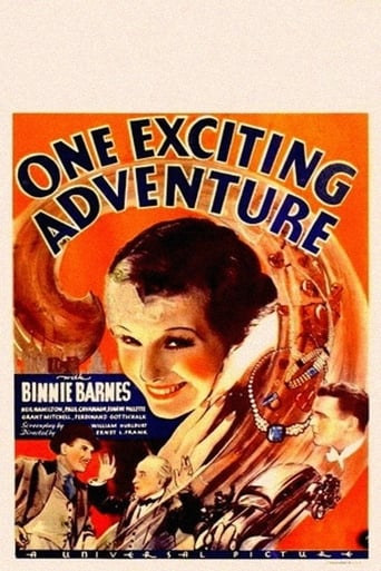 Poster of One Exciting Adventure