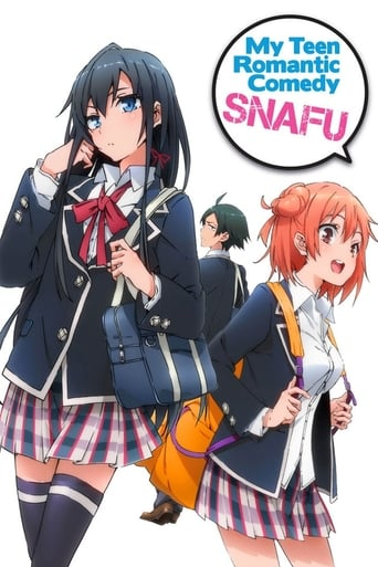 Poster of My Teen Romantic Comedy SNAFU