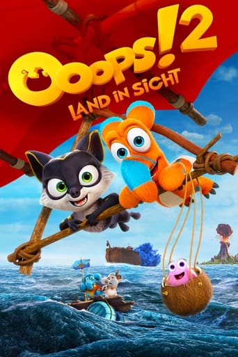 Ooops! 2 - Land in Sicht - Animation / 2020 / ab 0 Jahre