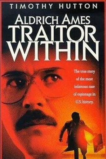 Poster of Aldrich Ames: Traitor Within