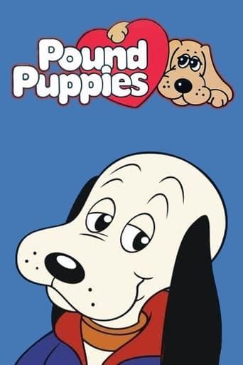 Poster Pound Puppies