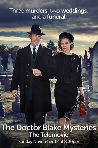 Poster of The Doctor Blake Mysteries: Family Portrait