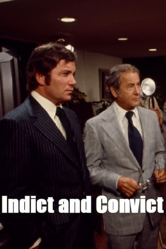 Poster of Indict and Convict
