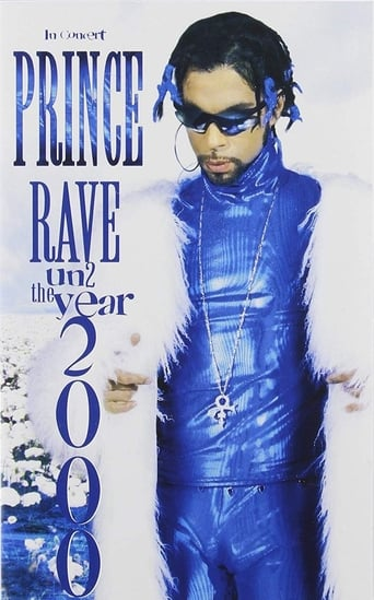 Poster of Prince: Rave un2 the Year 2000
