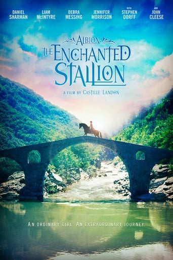 Poster of Albion: The Enchanted Stallion