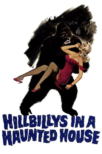 Poster of Hillbillys in a Haunted House