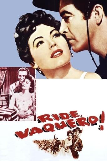 Poster of Ride, Vaquero!