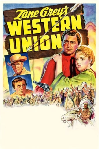 Poster of Western Union