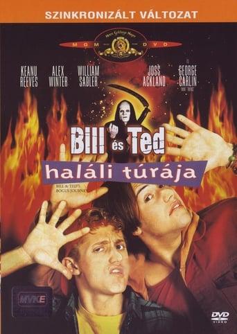 Poster of Bill és Ted haláli túrája