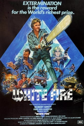 Poster of White Fire