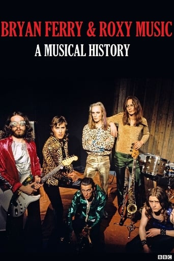 Poster of Roxy Music: A Musical History