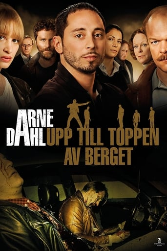 Poster of Arne Dahl: To the Top of the Mountain