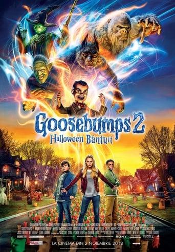 Film online Goosebumps 2: Halloween bântuit Filme5.net