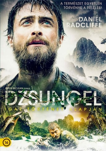 Poster of Dzsungel