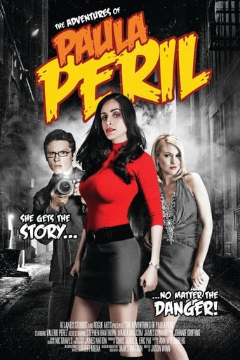 Poster of The Adventures of Paula Peril