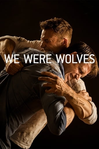 Poster of We Were Wolves